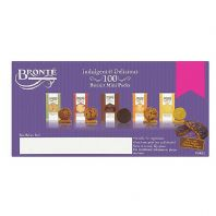 Bronte Indulgent & Delicious Biscuit Mini Packs (100 Packs) BB End Jul 20